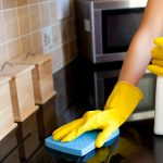 The right time to clean your kitchen